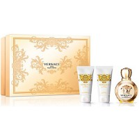 Estuche Versace Eros Femme Edp 50 ml + Regalo Body Lotion + Gel