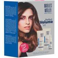 Marlies Möller Perfect Volume Shampoo 100 ml + Conditioner + Styling