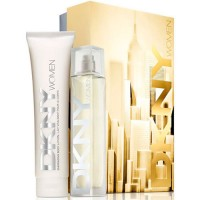 DKNY Woman Gift Set Eau de Parfum 50 ml + Body Milk