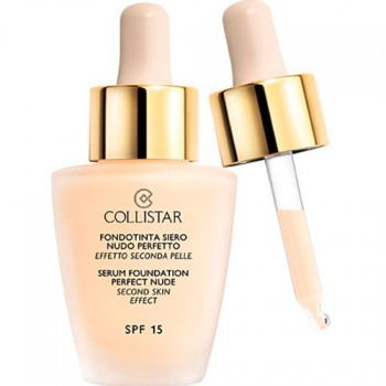 Collistar Serum Foundation Perfect Nude 00