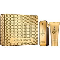 Paco Rabanne One Million Gift Set Eau de Toilette 100 ml + Body Shower 100 ml