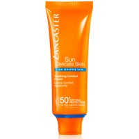 Lancaster Sun Delicate Skin Sun Sensitive Skin Soothing Comfort Cream SPF 50 High Protection 50 ml