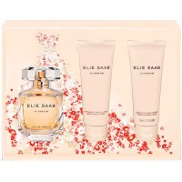 Estuche Elie Saab Eau de parfum  90 ml + Body Lotion 75 ml + Shower Cream 75 ml