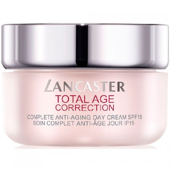 Lancaster Total Age Anti Edad Crema de Día 50 ml