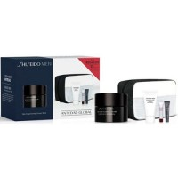 Shiseido Men Gift Set Skin Empowering Cream 50 ml + Cleasing Foam 30 ml + Serum 5 ml + Total Revitalizer Eye 3 ml
