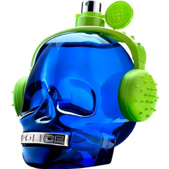 Police To Be Mr Beat Him Edt 40 ml