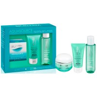 Set Biotherm Aquasource Moisturizing Normal Skin 50 ml + Biosource Purifying Foaming Cleanser 50 ml + Biosource 24 Hours Hydrati