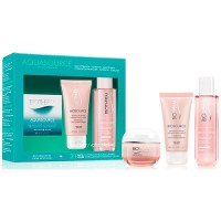 Estuche Biotherm Aquasource Pieles Secas 50 ml + Biosource Limpiador Mousse 50 ml + Biosource Loción Tonico 100 ml