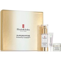 Estuche Elizabeth Arden Flawless Future Powered By Ceramide Crema Hidratante 50 ml + Flawless Future Powered By Ceramide Serum 5