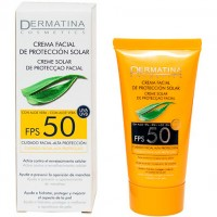 Dermatina Face Moisturizing Sun Care SPF 50 50 ml