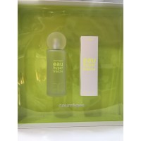 Courreges Hyper Fraiche Eau de Toilette 90 ml Gift Set  Miniature Eau de Toilette 20 ml
