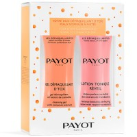 Payot Your DTox Cleasing Duo Cleasing Gel 400 ml + Radiance Boosting Perfecting Tonic 400 ml