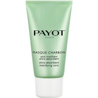 Payot Pate Grise Masque Carbon Ultra - Absorbent Mattifying Care 50 ml