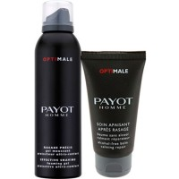 Estuche Payot Homme Optimale Pack Rasage Prècis  100 ml + Apaisant Après-rasage  50 ml