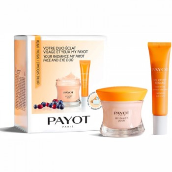 Payot My Payot Jour Cream + My Payot Regard Cream eyes