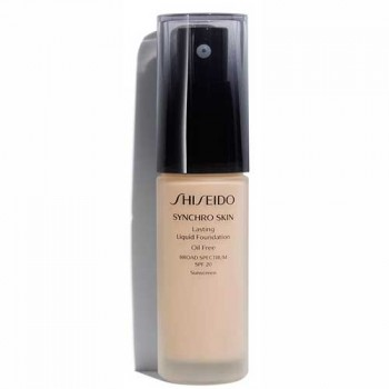 Shiseido Synchro Skin Lasting Liquid Foundation Rose 2