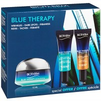 Estuche Biotherm Blue Therapy Crema Accelerated 50 ml + Regalo 2 Minitallas