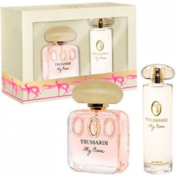 Trussardi My Name Eau de Parfum 50 ml Gift Set Body Oil 100 ml