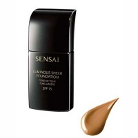 Sensai Luminous Sheer Foundation Make Up N LS206 Brown Beige 30 ml