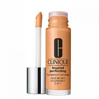 Clinique Maquillaje + Corrector Beyond Perfecting N 16 Toasted Wheat 30 ml