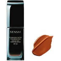 Sensai Maquillaje Flawless Satin Foundation N FS206 Brown Beige 30 ml