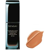Sensai Maquillaje Flawless Satin Foundation N FS20450 Warm Beige 30 ml