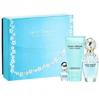 Marc Jacobs Daisy Dream Eau de Parfum 100 ml Gift Set Miniature 4 ml + Body Lotion 150 ml