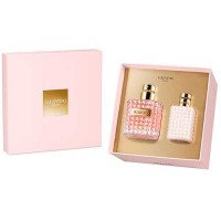 Valentino Donna Eau de Parfum 100 ml Gift Set Body Lotion 100 ml