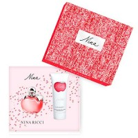 Estuche Nina Ricci Nina Eau de Toilette 80 ml + Body Lotion 100 ml