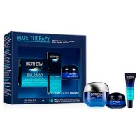 Biotherm Blue Therapy Multi-Defender Normal Skin 50 ml Gift Set  Blue Therapy Accelerated Serum 10 ml + Blue Therapy Night 15 ml