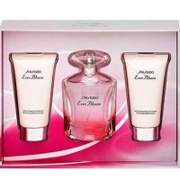 Shiseido Ever Bloom Eau de Parfum 50 ml Gift Set Body Lotion 50 ml + Body Shower 50 ml