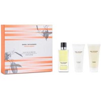 Angel Schlesser Flor De Naranjo Eau de Toilette 100 ml + Body Lotion 100 ml + Body Shower 100 ml