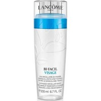 Lancome Bi-Phased Micellar Water Face Make Up Remover y Cleanser Removes Long-Wear Make Up 400 ml