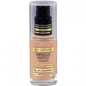 Max Factor Foundation Miracle Match 85