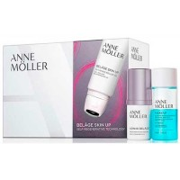 Anne Moller BelÂge Skin Up Firming Roller Gel 50 ml + ADN 40 BelÂge Serum 15 ml + Clean Up Bi-Phase Make Up Remover For Eyes a
