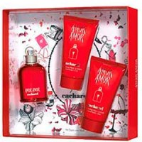 Estuche Cacharel Amor Amor Edt 100 ml + Regalo 2 Body Milk