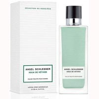 Angel Schlesser Agua de Vetiver Eau de Toilette 100 ml