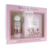Saphir Anne Geddes Baby Colonia 100 ml  + Regalo Diario