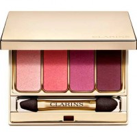 Clarins Eyeshadow 4 Colour Palette N07