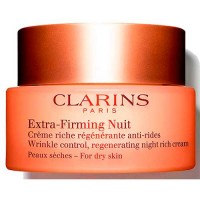 Clarins Extra - Firming Nour SPF 15 Wrinkle Control Firming Night Cream Dry Skin 50 ml