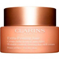 Clarins Extra - Firming Jour SPF 15 Wrinkle Control Firming Day Cream Dry Skin 50 ml
