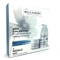 Bella Aurora Bio 10 Anti-Dark Spots Dry Skin 30 ml Gift Set Micellar Water 150 ml