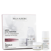 Bella Aurora Bio 10 Anti-Dark Spots Normal Skin 30 ml Gift Set Micellar Water 150 ml