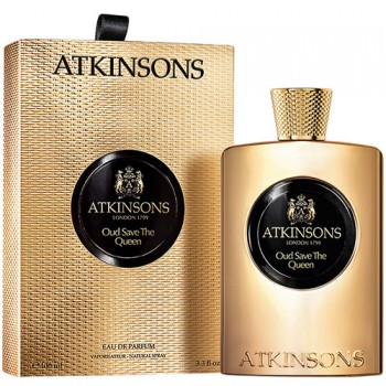 atkinsons oud save the queen eau de parfum 100 ml