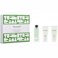 Estuche Angel Schlesser Madera Naranjo Homme Edt 100 ml + Regalo Gel + After Shave