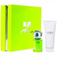 Estuche Eau Courreges Edt 50 ml + Regalo Gel de Ducha