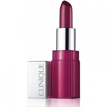 Clinique Labial Pop Glaze Sheer Lip Colour + Primer 09 Licorice Pop