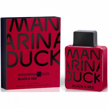 Mandarina Duck Black  Red Eau de Toilette 100 ml