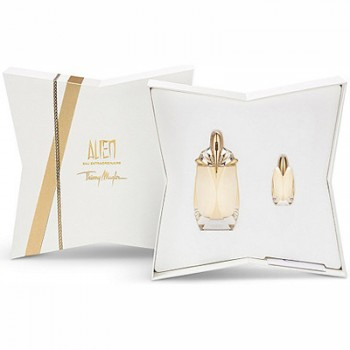 Thierry Mugler Alien Eau Extraordinaire Gift Set 60 ml + Miniature