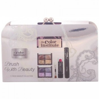 Markwins Makeup Set The Color Institute Brush with Beauty Reference 4567210